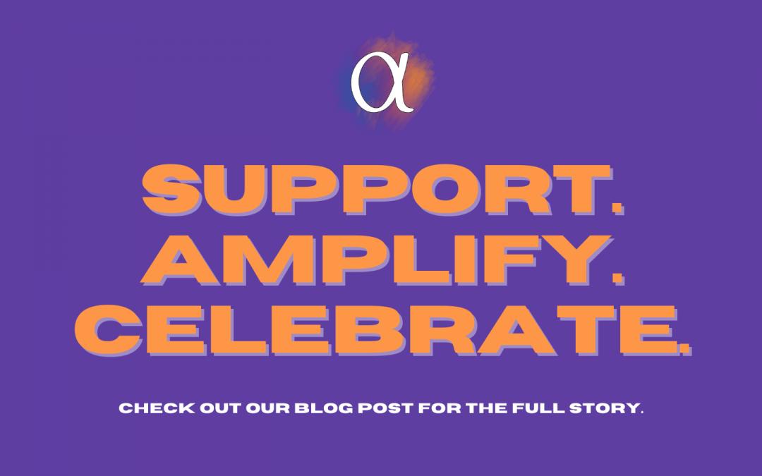 Support. Amplify. Celebrate: Spotlighting Black Communicators