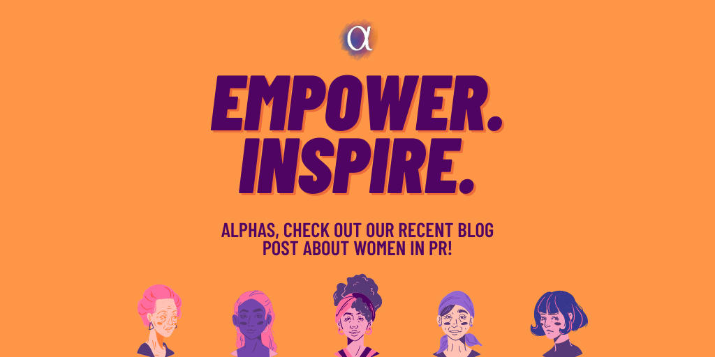 Empower and Inspire: Women in PR